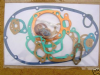 Gasket Set, Full, BSA B40 & SS90 all models 1960-65